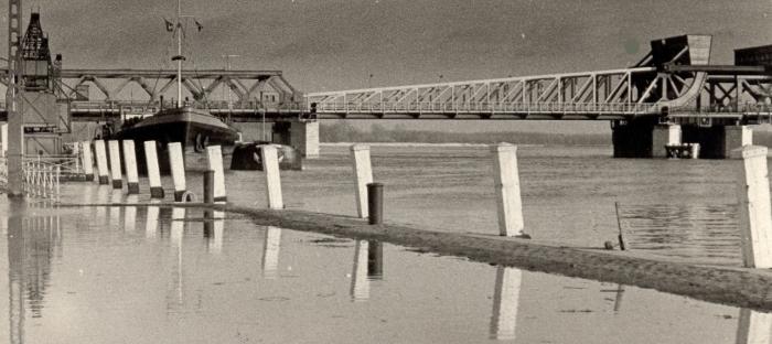 45 jaar geleden: overstroming inTemse