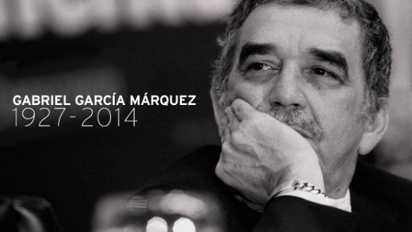 Gabriel Garcia Marquez(1927-2014)