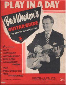 Bert Weedon (1920-2012)