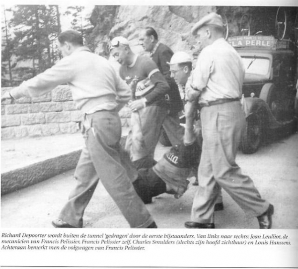 86 de dood van richard depoorter