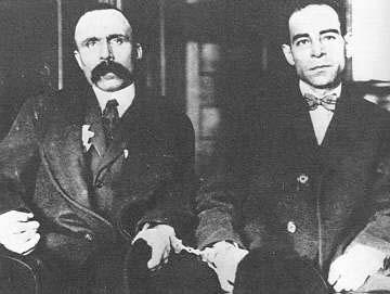 87 sacco en vanzetti in 1920
