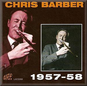 Chris Barber wordt85…