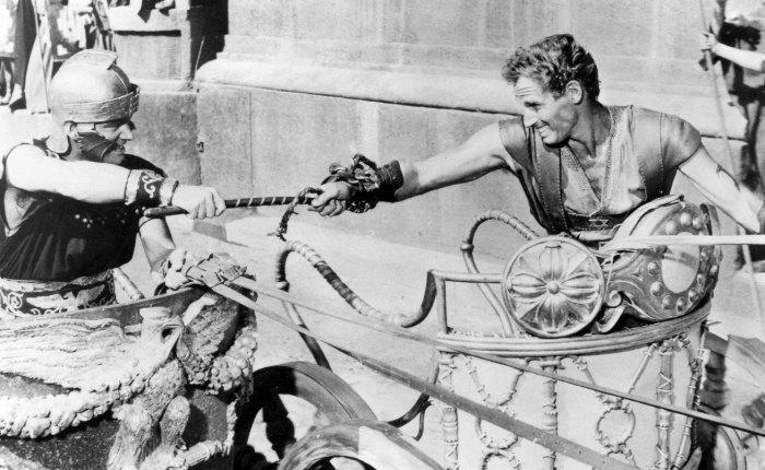 """Zestig jaar geleden: """"Ben-Hur"""" grote overwinnaar bij deoscars"""