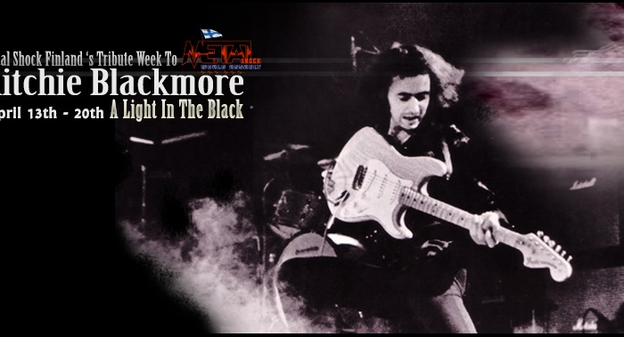 Ritchie Blackmore wordt75…