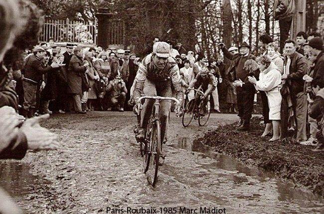 35 jaar geleden: Marc Madiot wint zijn eersteParijs-Roubaix