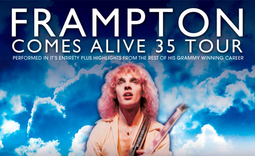 Peter Frampton wordtzeventig…