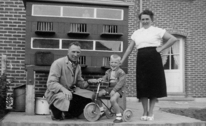 """65 jaar geleden: verhuis naar de """"tuinwijk"""""""