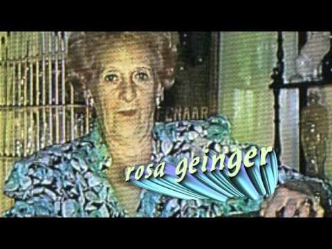 Rosa Geinger (1913-1995)