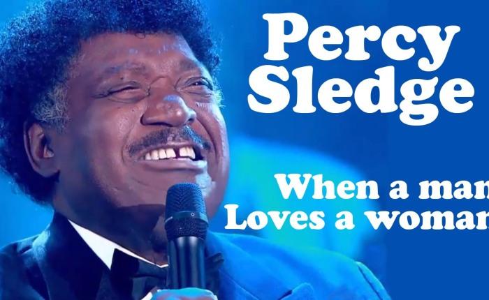 Percy Sledge (1941-2015)