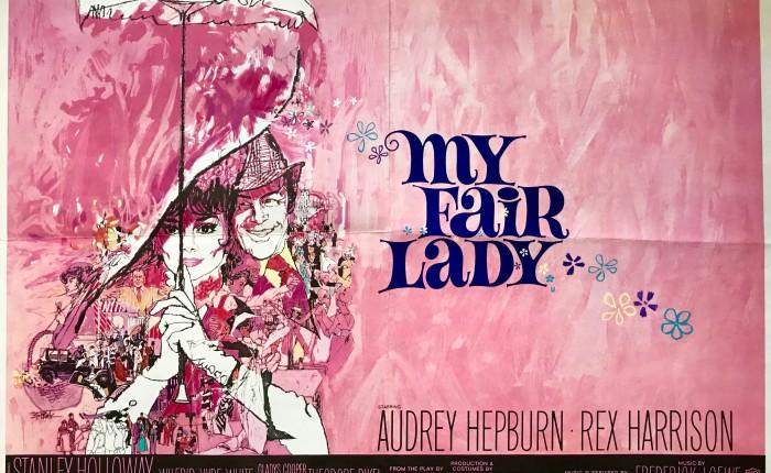 """55 jaar geleden: """"My fair lady"""" triomfeert bij deoscaruitreiking"""