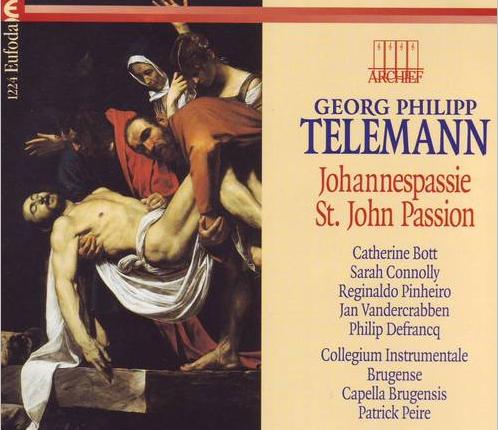 25 jaar geleden: de Johannespassie van Telemann door PatrickPeire