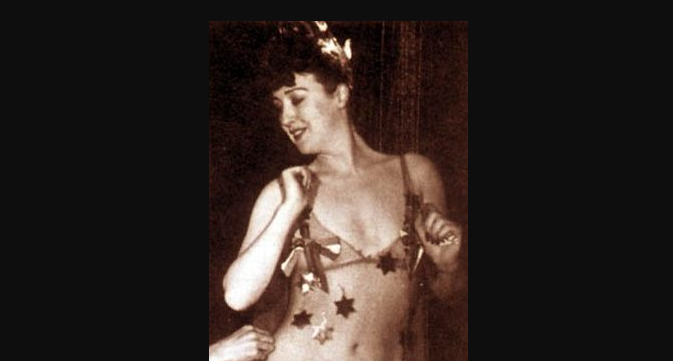 Gypsy Rose Lee(1911-1970)