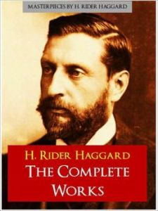 68 rider haggard