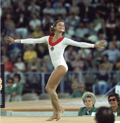 Olga Korbut wordt65…