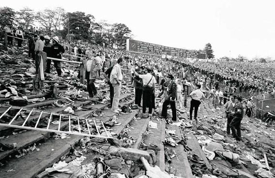 35 jaar geleden: hetHeizeldrama