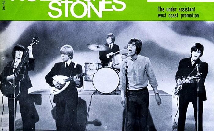 """55 jaar geleden: """"Satisfaction"""" van The RollingStones"""