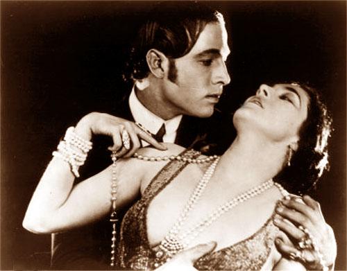 Rudolph Valentino (1895-1926)