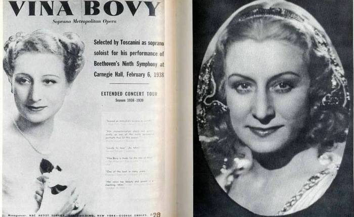 Vina Bovy (1900-1983)