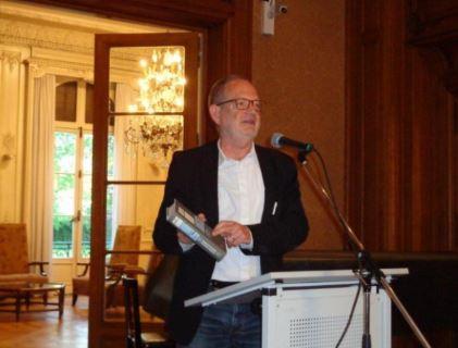 Vijf jaar geleden: Luckas Vander Taelen wordt voorzitter van het Louis Paul Boon Genootschap…
