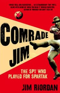 Jim Riordan's autobiography was published in 2008