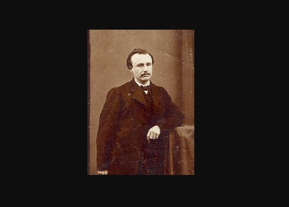 Anton Bergmann (1835-1874)