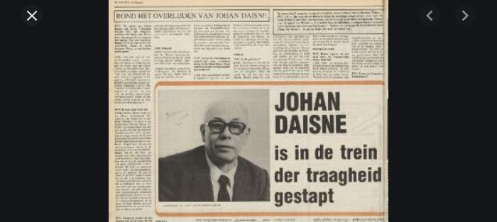 Veertig jaar geleden: Johan de Belie over het magisch-realisme
