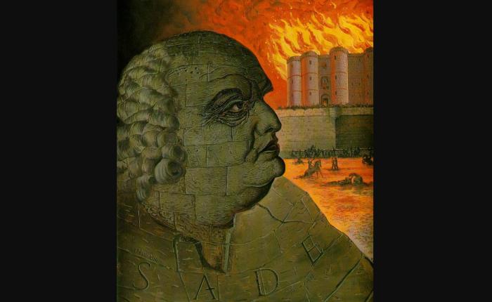 D.A.F. de Sade(1740-1814)
