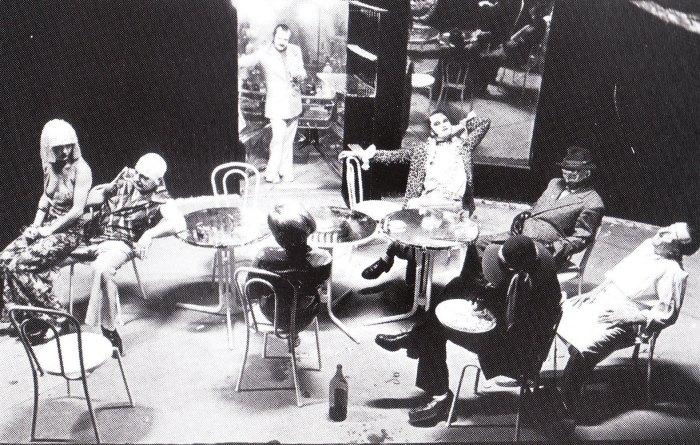 36 Martine Jonckheere in Het Café