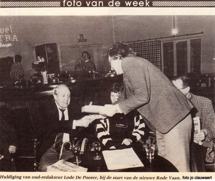 Lode De Pooter(1925-1993)