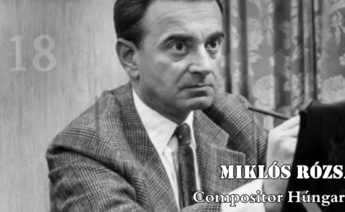 Miklos Rozsa (1907-1995)