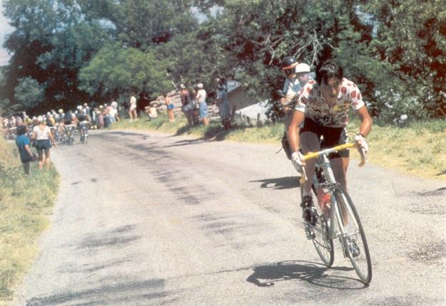 35 jaar geleden: Luis Herrera wint zijn derdeTourrit