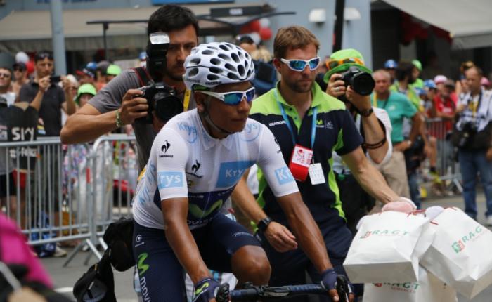 """Michel Wuyts: """"Ik zou eens graag een Colombiaan de Tour zienwinnen"""""""