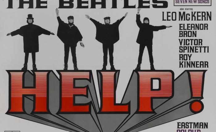 """55 jaar geleden: première van de film """"Help!"""""""