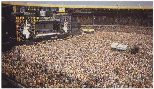 35 jaar geleden: LiveAid