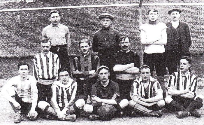 75 jaar geleden: fusie tussen F.C.Temsica en TemseS.K.