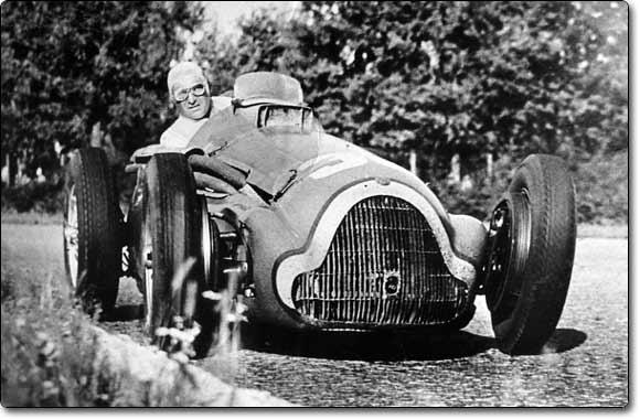 Juan Manuel Fangio(1911-1995)