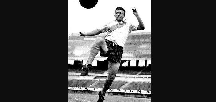 Alfredo Di Stéfano(1926-2014)