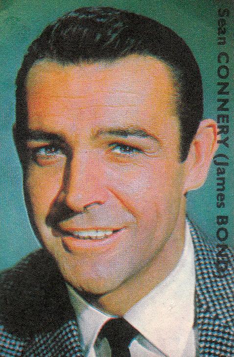 35 Sean Connery