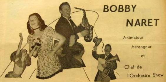 Bobby Naret (1915-1991)
