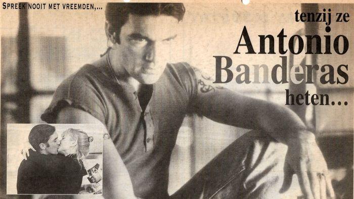 Antonio Banderas wordt55…