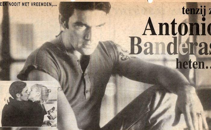 Antonio Banderas wordtzestig…