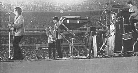 55 jaar geleden: The Beatles in Shea Stadium