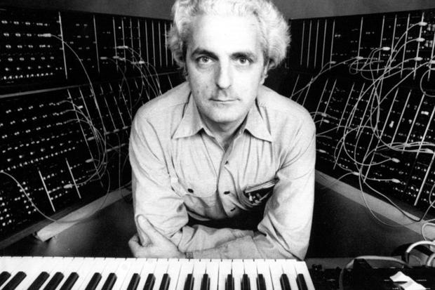 Robert Moog (1934-2005)