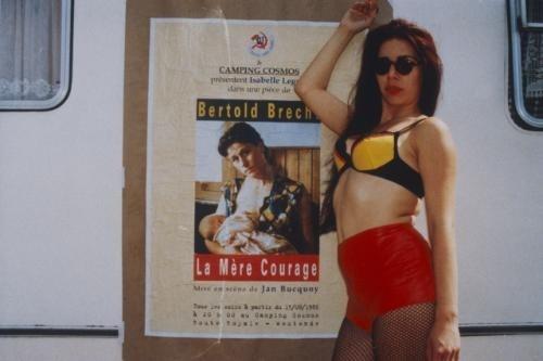 25 jaar geleden: reportage op CampingCosmos