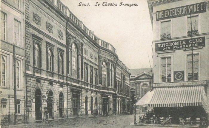 180 jaar geleden: opening van de Gentseopera