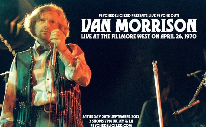 Van Morrison wordt75…