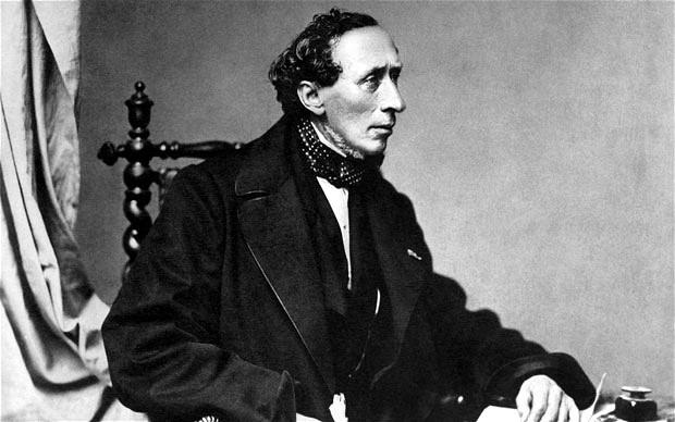 Hans Christian Andersen(1805-1875)