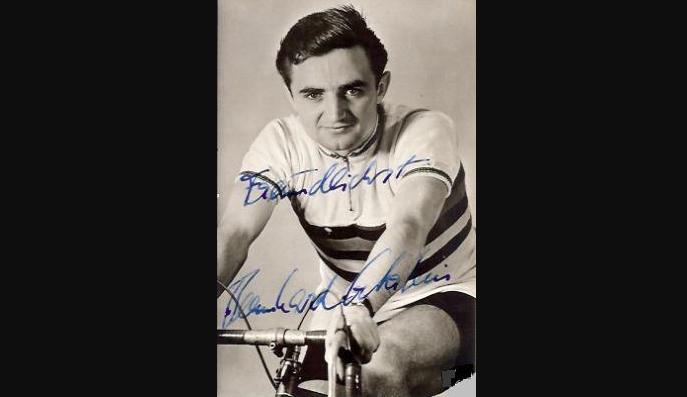 Zestig jaar geleden: Bernhard Eckstein wordtwereldkampioen