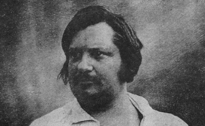 Honoré de Balzac(1799-1850)