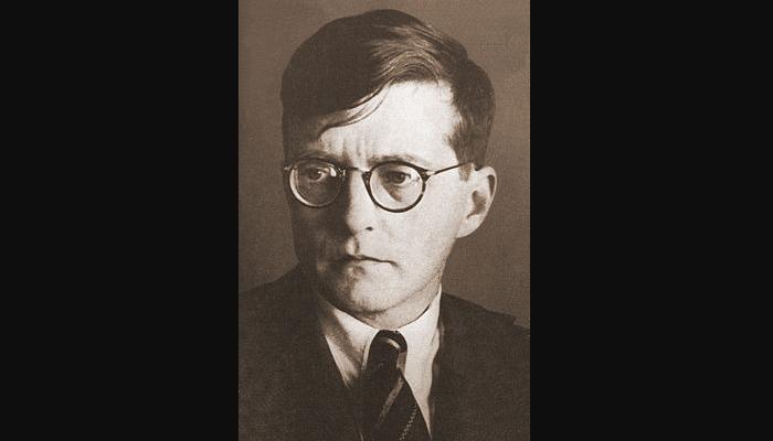 Dimitri Sjostakovitsj (1906-1975)
